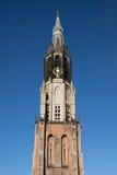 Nieuwe Kerk of Delft Stock Image