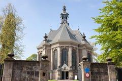 Nieuwe Kerk i Den Haag Arkivbilder