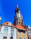Nieuwe Kerk (New Church), Delft, Holland Royalty Free Stock Photography