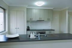 Nieuwe keuken stock afbeeldingen