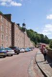 Nieuwe lanark, Zuiden Lanarkshire stock fotografie