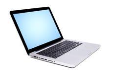 Nieuwe Laptop Royalty-vrije Stock Afbeelding