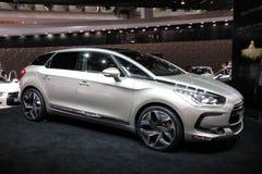 Nieuwe Luxe Citroën DS5 Royalty-vrije Stock Afbeelding