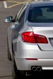 Nieuwe luxeauto Stock Afbeelding