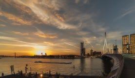 Nieuwe Maas Стоковая Фотография