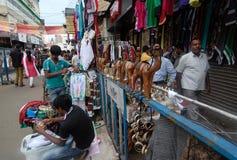Nieuwe Markt Kolkata Royalty-vrije Stock Fotografie