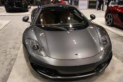 Nieuwe McLaren-Spin 2014 Royalty-vrije Stock Foto's