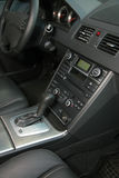 Nieuwe moderne auto Royalty-vrije Stock Afbeeldingen