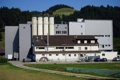 Nieuwe molen Royalty-vrije Stock Foto