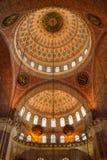Nieuwe Mosk Istanboel Stock Afbeeldingen