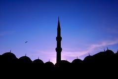 Nieuwe Moskee Royalty-vrije Stock Afbeelding