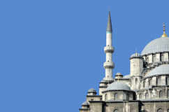 Nieuwe Moskee Eminonu Stock Foto
