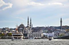 Nieuwe Moskee (Istanboel) Royalty-vrije Stock Afbeeldingen