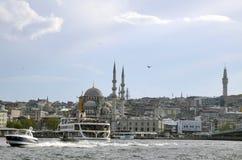 Nieuwe Moskee (Istanboel) Royalty-vrije Stock Afbeelding