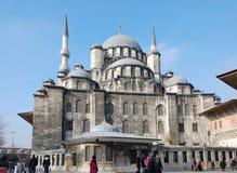 Nieuwe Moskee (Yeni Cami) Stock Afbeelding