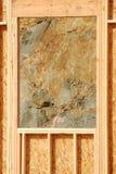 Nieuwe Muur Royalty-vrije Stock Afbeelding