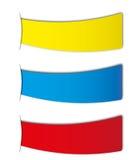 Nieuwe patroonbrochure Royalty-vrije Stock Fotografie