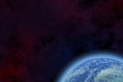 Nieuwe planeten Royalty-vrije Stock Foto