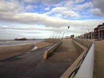 Nieuwe Promenade Royalty-vrije Stock Foto's