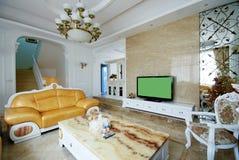 Nieuwe ruimtedecoratie Royalty-vrije Stock Fotografie
