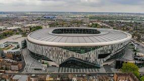 Nieuwe satium van Tottenham van 2019 stock foto's