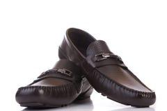 Nieuwe schoenen royalty-vrije stock afbeelding