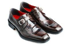 Nieuwe schoenen Royalty-vrije Stock Foto's