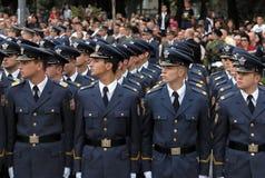 Nieuwe Serviër ambtenaar-2 Royalty-vrije Stock Fotografie