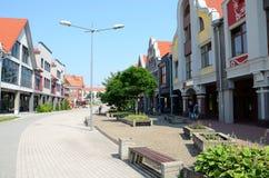 Nieuwe straat Royalty-vrije Stock Foto