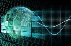 Nieuwe Technologieën Royalty-vrije Stock Afbeeldingen