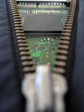 Nieuwe Technologie 1 Stock Foto's