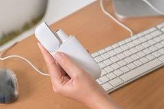 Nieuwe technologie van elektronische sigaretten, systeem om te verwarmen van aan stock afbeeldingen