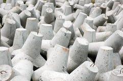 Nieuwe tetrapods Stock Afbeelding