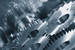 Nieuwe titanium en staaltoestellen Royalty-vrije Stock Afbeeldingen