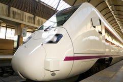 Nieuwe Trein royalty-vrije stock foto's