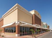Nieuwe Winkels Stock Fotografie