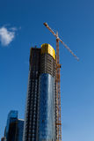 Nieuwe wolkenkrabber in San Diego binnen de stad in Royalty-vrije Stock Fotografie