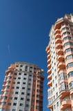 Nieuwe woningbouw stock fotografie