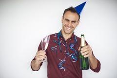 Nieuwe year& x27; s vooravond Royalty-vrije Stock Foto's