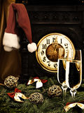 Nieuwjaar royalty-vrije stock foto's