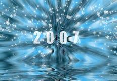 Nieuwjaar Royalty-vrije Stock Fotografie