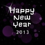 Nieuwjaar 2013 vector illustratie