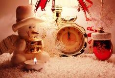 Nieuwjaar Royalty-vrije Stock Foto