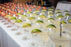 Nieuwjaar mooie catering Royalty-vrije Stock Foto