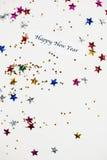 Nieuwjaar` s Vooravond stock afbeeldingen
