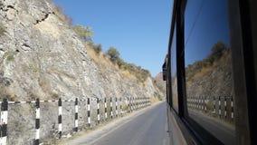 Nieuwjaarreis om Abu in Rajasthan in India op te zetten stock afbeeldingen