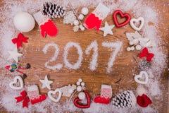 2017 nieuwjaartoespraak op de raad Stock Fotografie