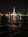 Nieuwjaarvuurwerk Thailand Royalty-vrije Stock Afbeelding
