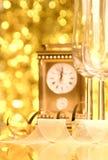 Nieuwjaren Royalty-vrije Stock Afbeelding