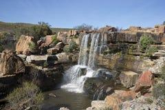 Nieuwoudtville Wasserfall lizenzfreie stockfotografie
